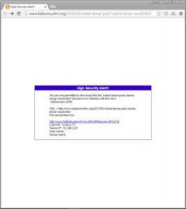 Malware_Kabar_Muslim