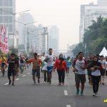 Car Free Day Jakarta, 6 Agustus 2017
